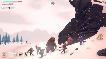 Game image Project Winter