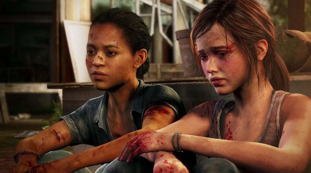 Game image The Last Of Us Left Behind