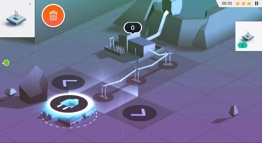 Game image Balance Power Grid