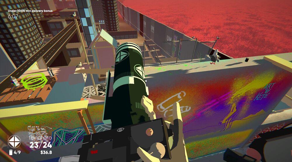 Game image Umurangi Generation