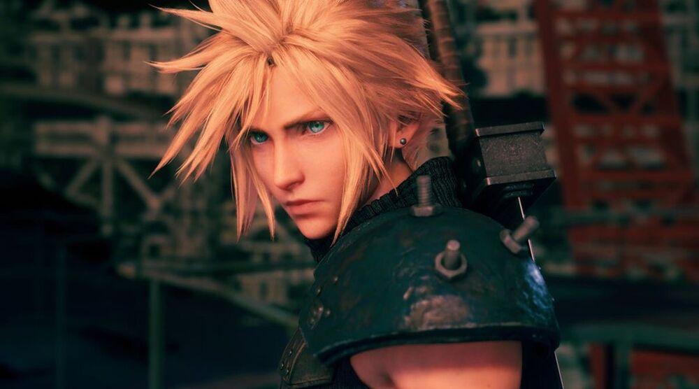 Game image Final Fantasy VII Remake