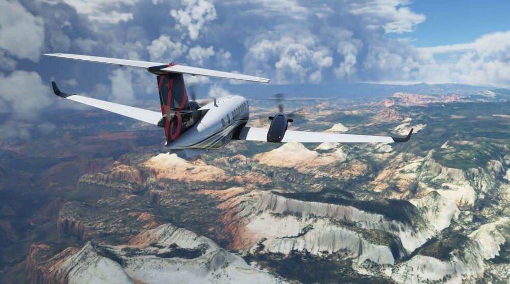 Game image Microsoft Flight Simulator