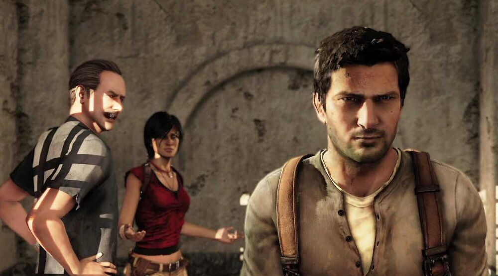 Game image Uncharted 2 Among Thieves