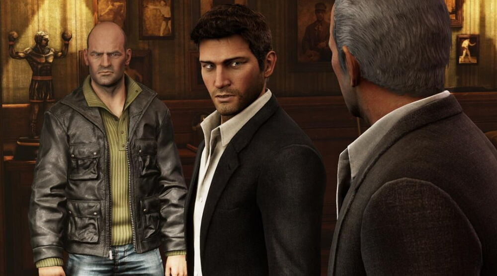 Game image Uncharted 3 Drakes Deception