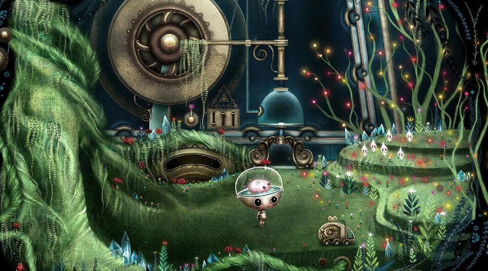Game image Growbot