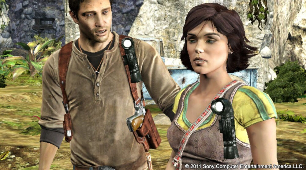 Game image Uncharted Golden Abyss