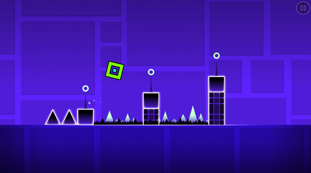 Game image Geometry Dash
