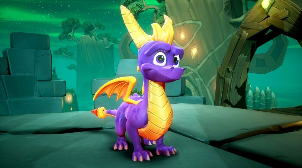 Game image Spyro Reignited Trilogy
