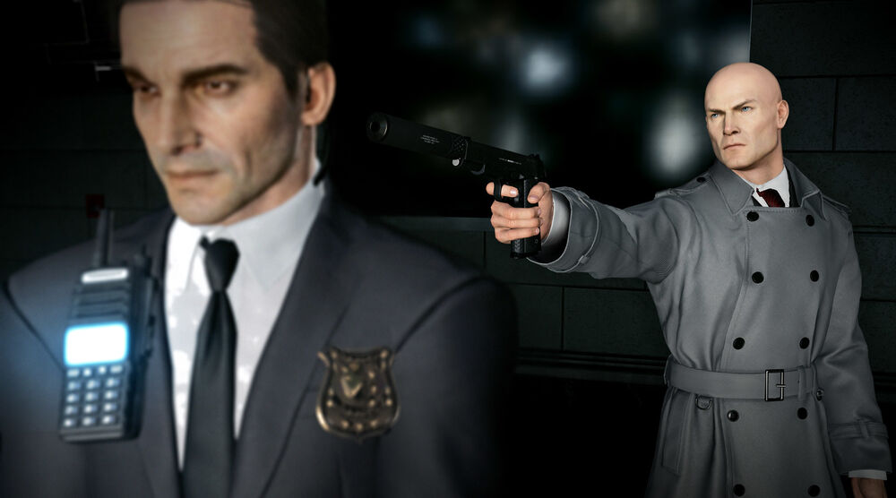 Game image Hitman III
