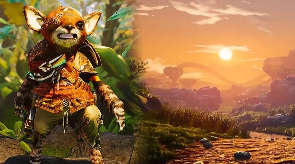 Game image Biomutant