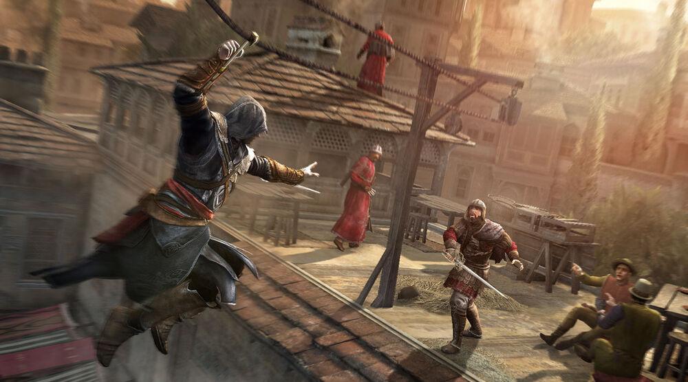 Game image Assassins Creed Revelations