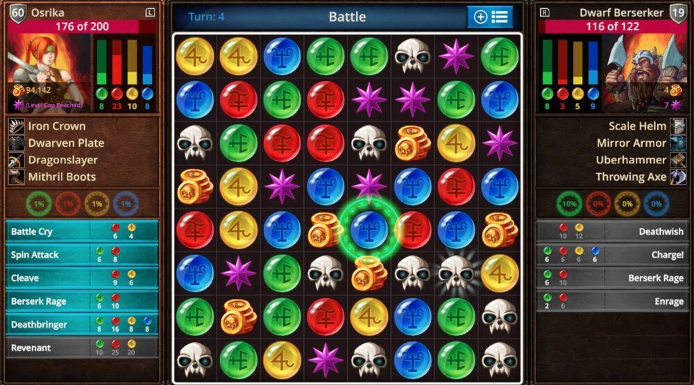Game image Puzzle Quest
