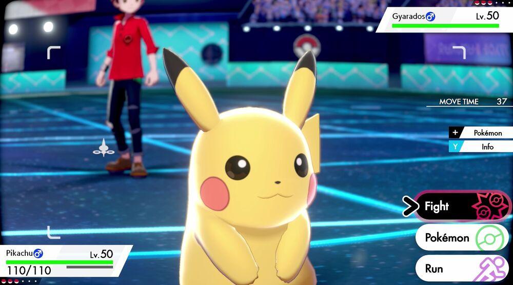 Game image Pokmon