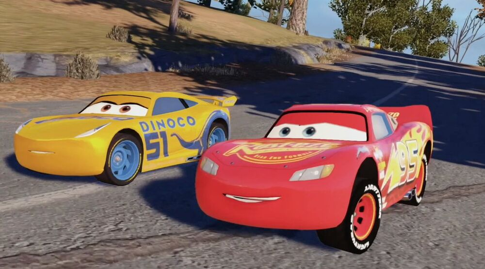 Game image Cars 3 Driven to Win