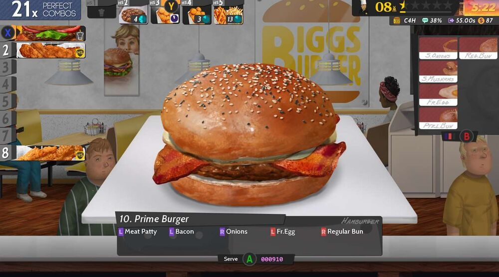 Game image Cook Serve Delicious 3