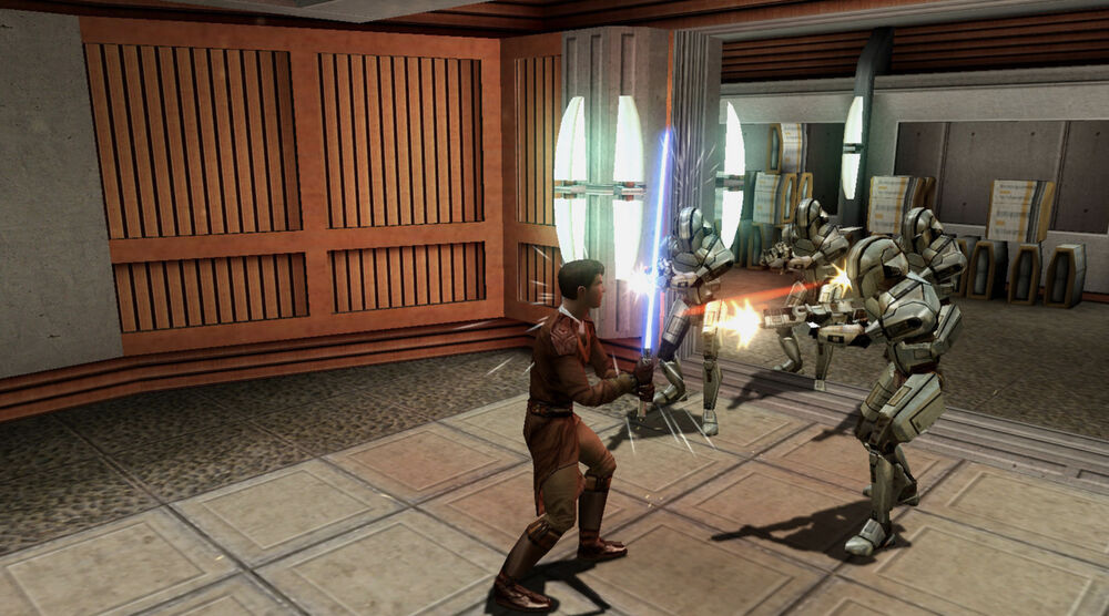Game image Star Wars Knights of the Old Republic