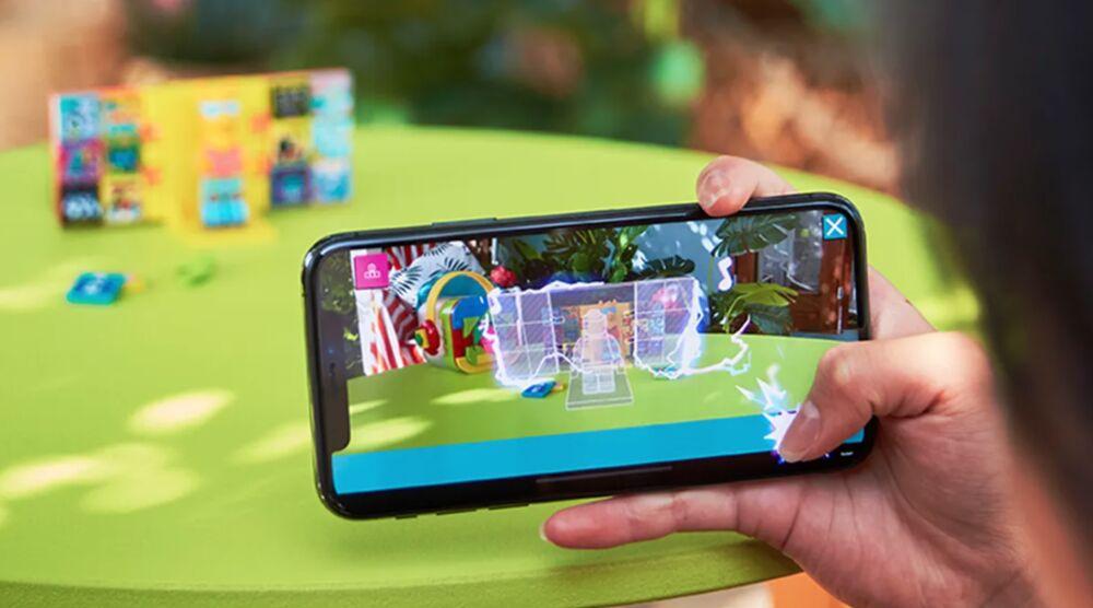 Game image Lego Vidiyo
