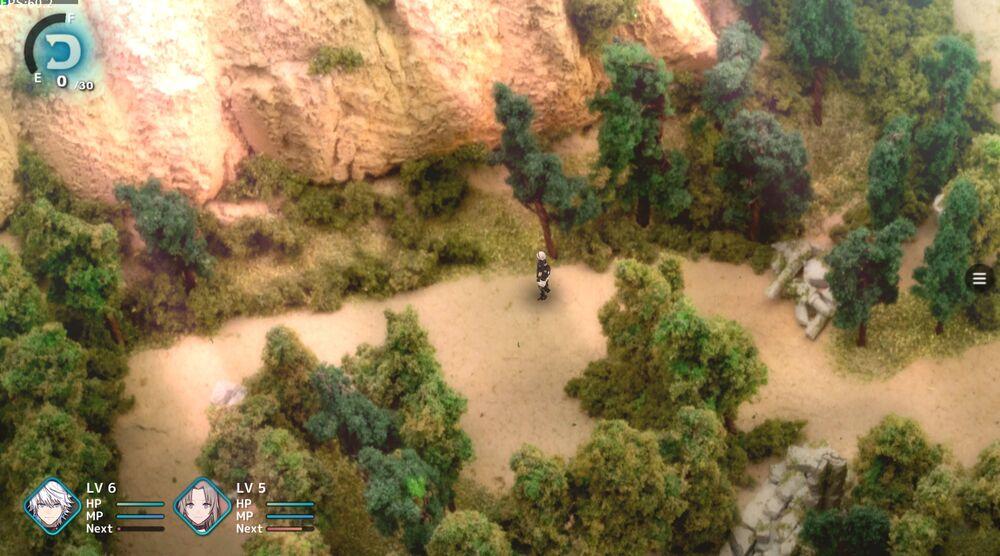 Game image Fantasian