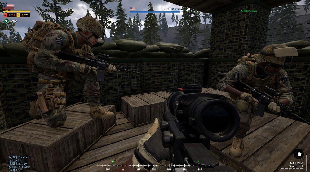 Game image Squad