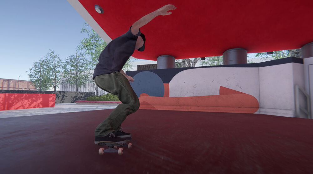 Game image Skater XL