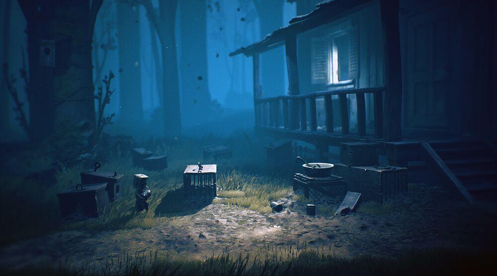 Game image Little Nightmares II