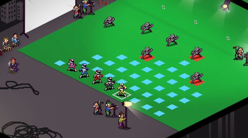 Game image Chroma Squad