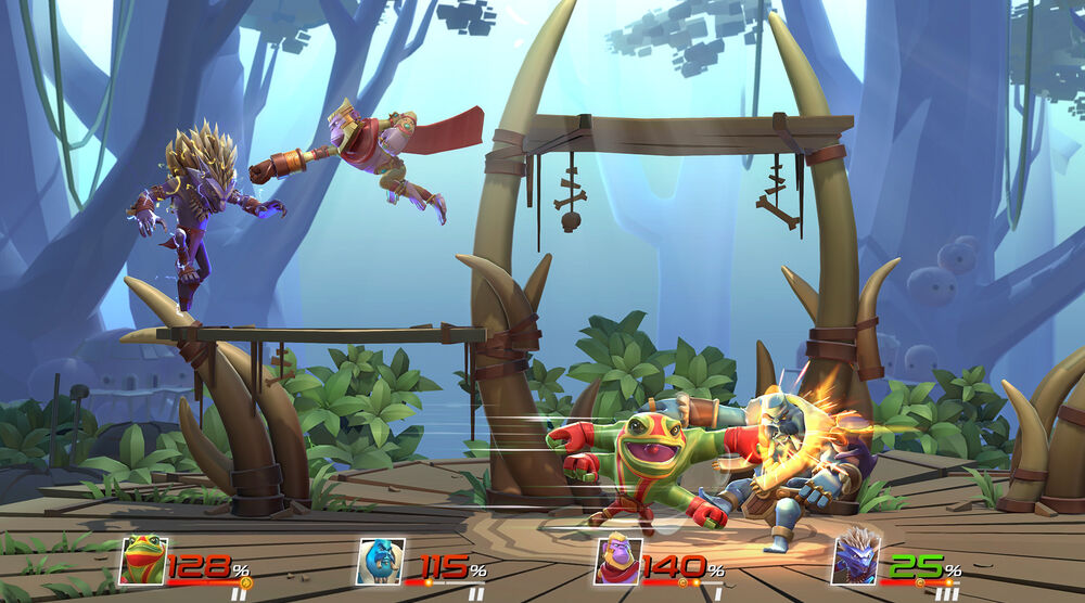 Game image Brawlout