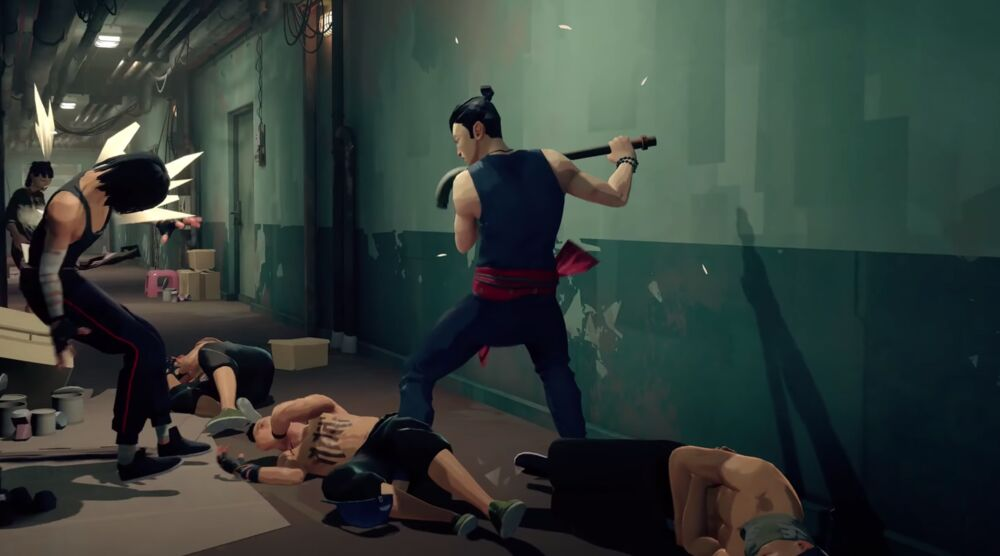 Game image Sifu