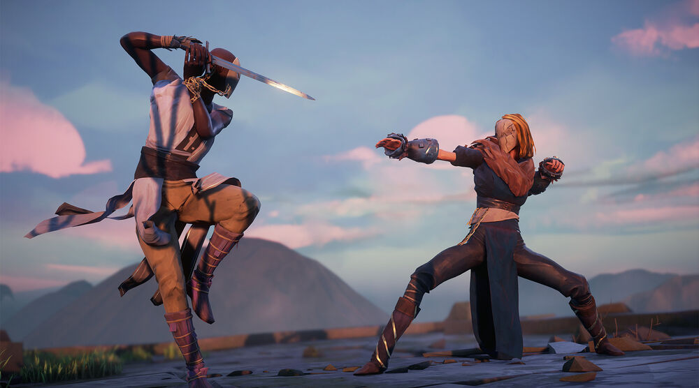 Game image Absolver