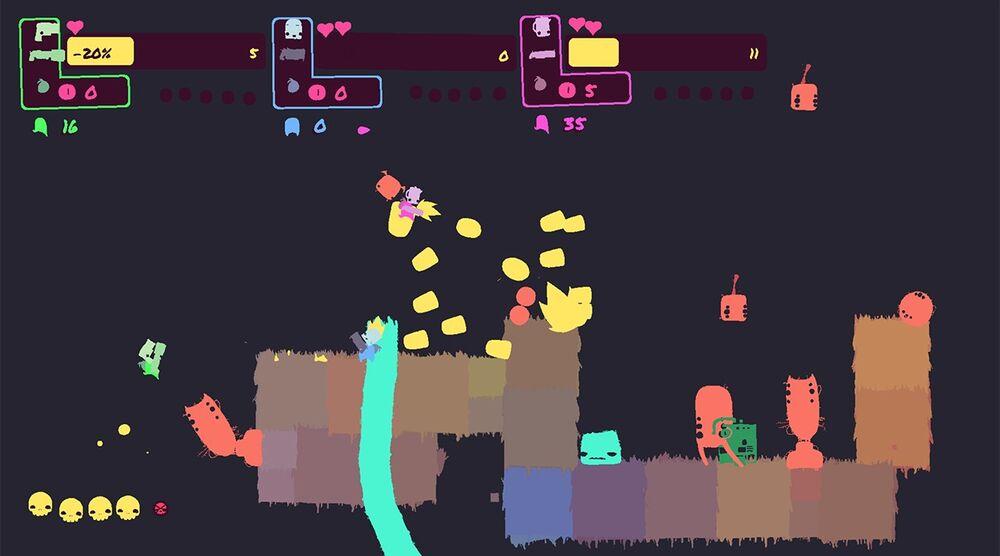 Game image Gonner