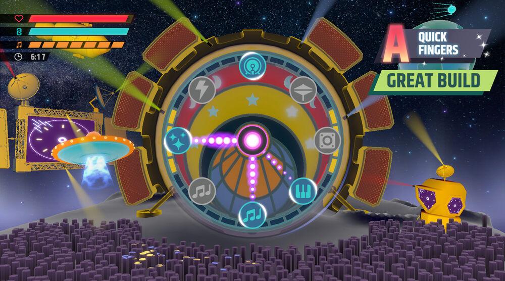 Game image Hexagroove Tactical DJ