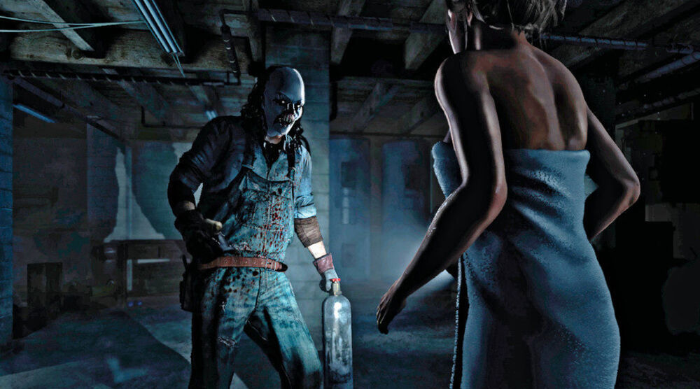 Game image Until Dawn