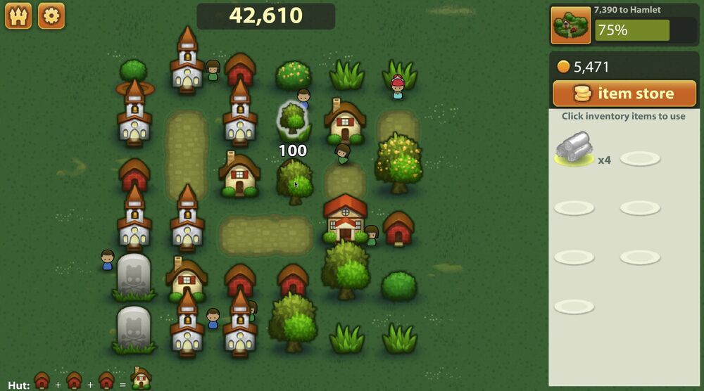 Game image Triple Town