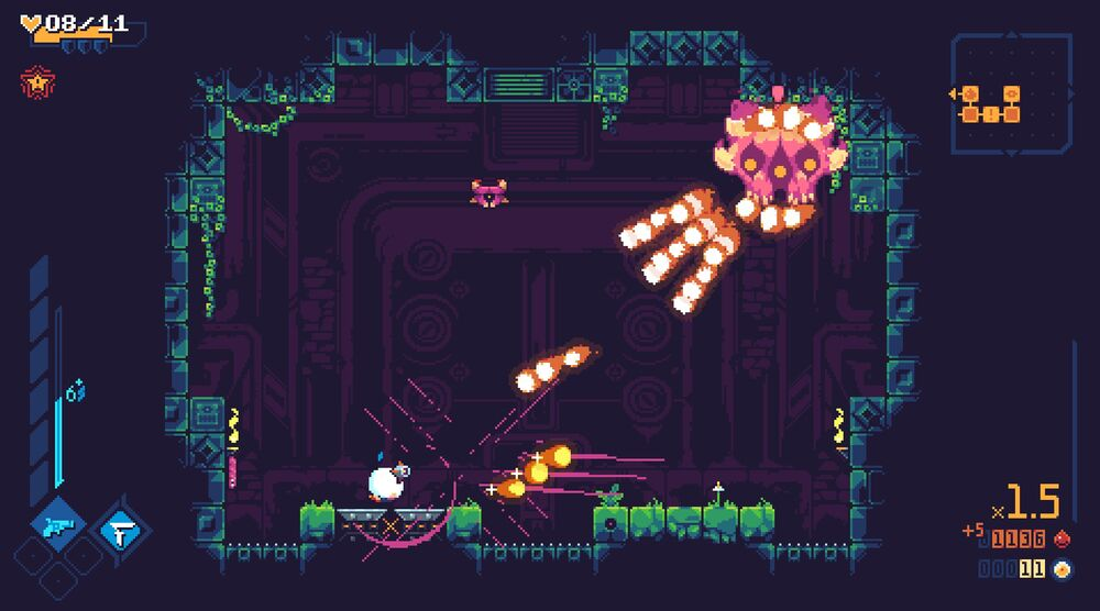 Game image ScourgeBringer