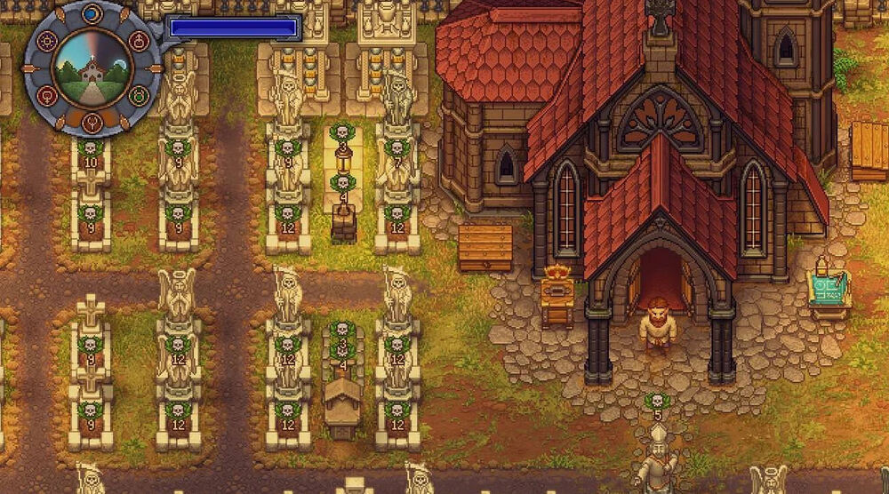 Game image Graveyard Keeper