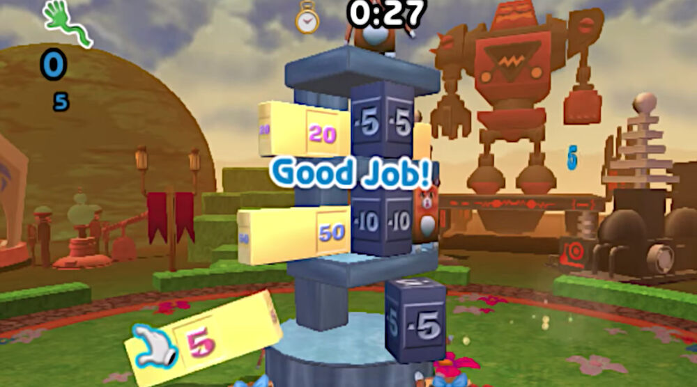 Game image Boom Blox