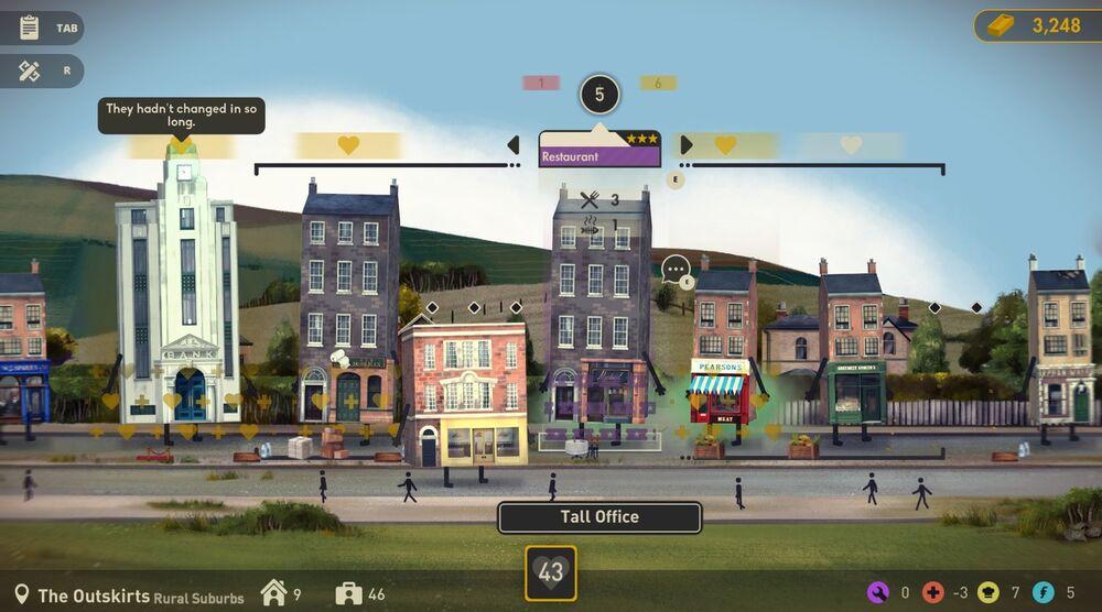 Game image Buildings Have Feelings Too