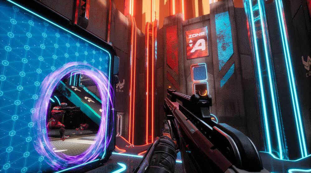 Game image Splitgate Arena Warfare