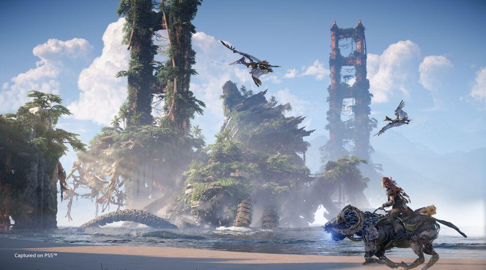 Game image Horizon Forbidden West