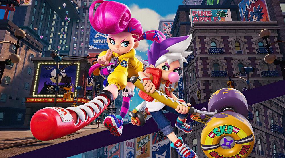 Game image Ninjala