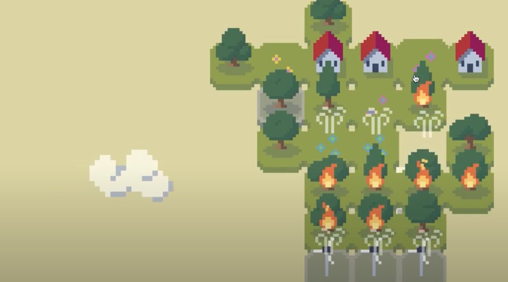Game image Wildfire Swap