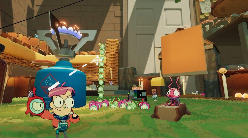 Game image Tinykin