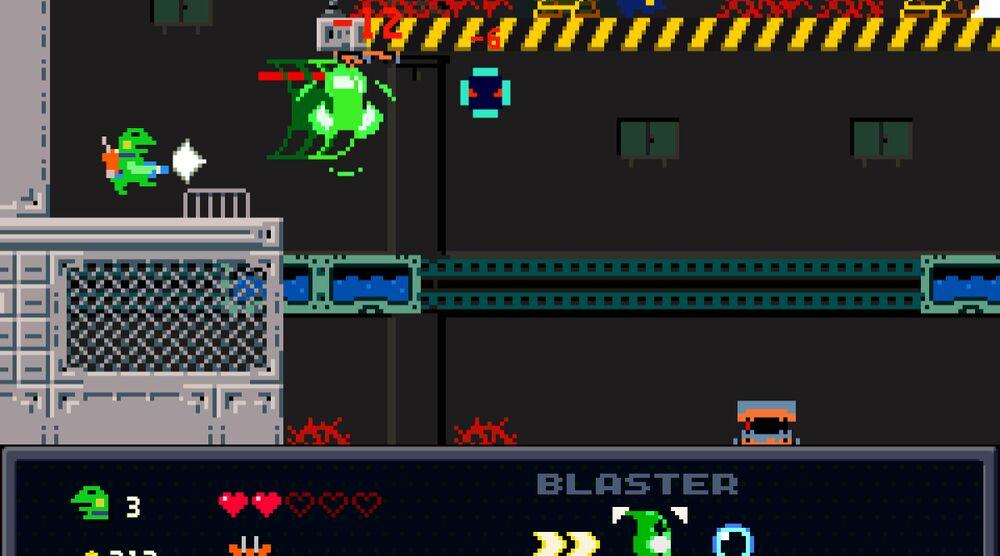 Game image Kero Blaster