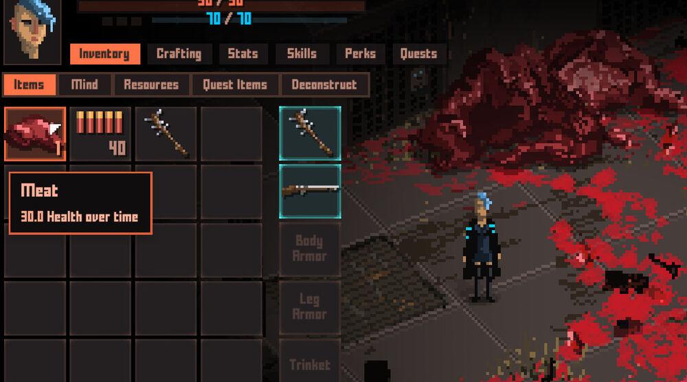Game image Death Trash