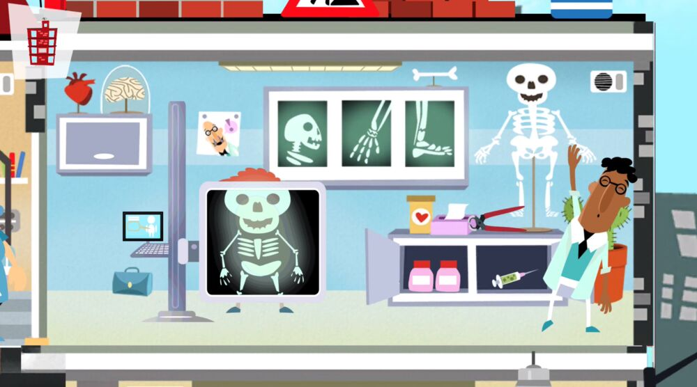 Game image Little Hospital