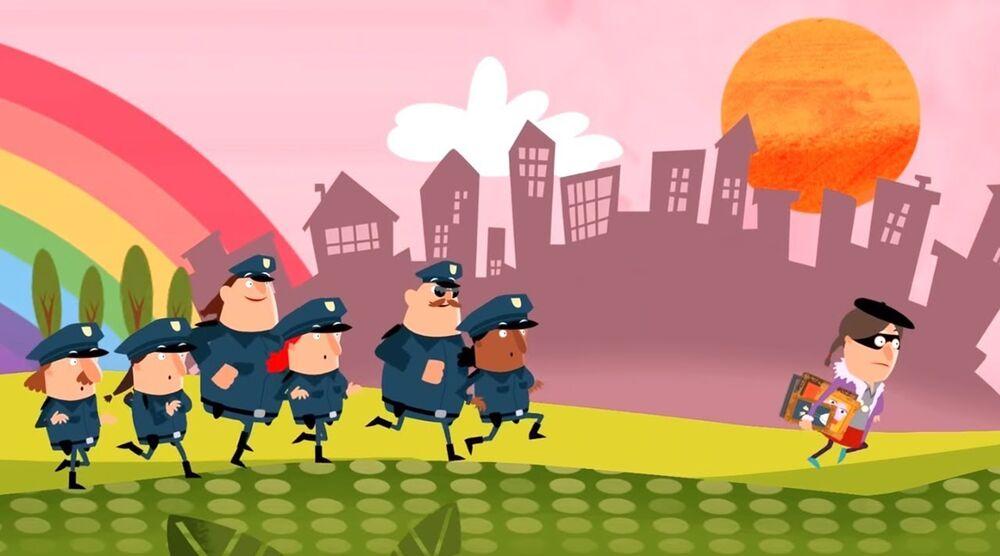 Game image Little Police Station