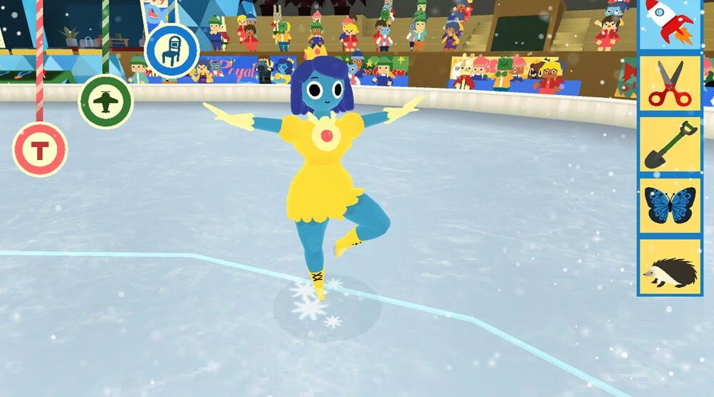 Game image Nice Skating