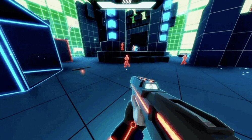 Game image Get To The Orange Door