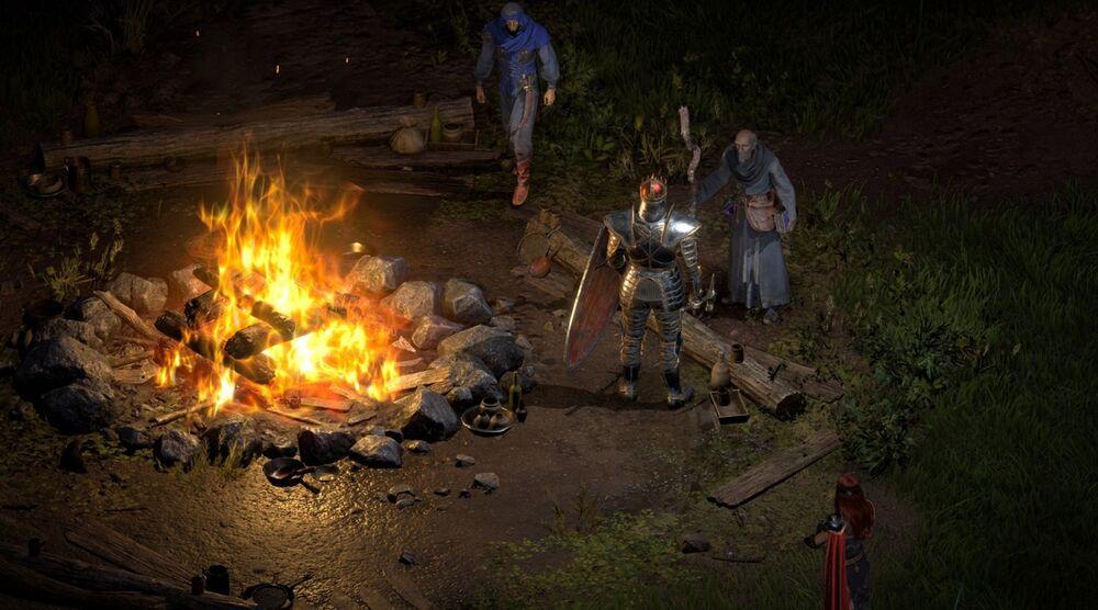 Game image Diablo 2 Resurrected