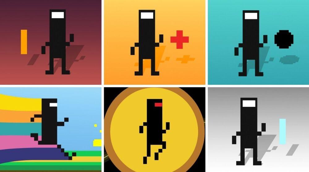 Game image Bit Trip